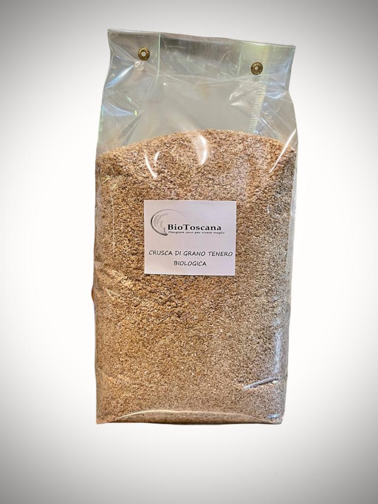 Crusca di grano tenero conf. 1 kg