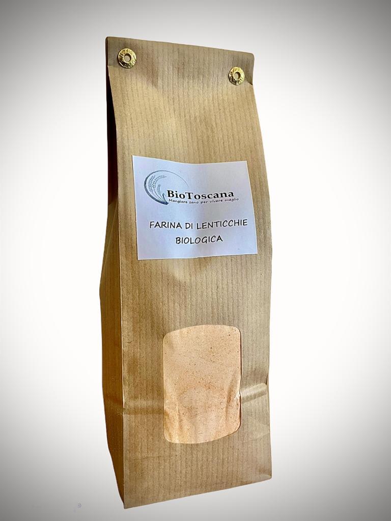 Farina di Lenticchie Bio 1 kg