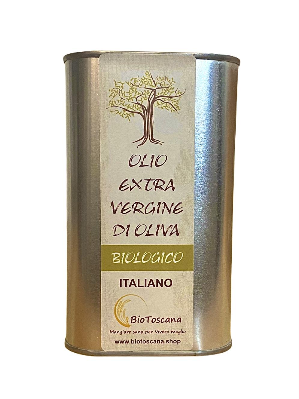 Olio Biologico Toscano 1 lt