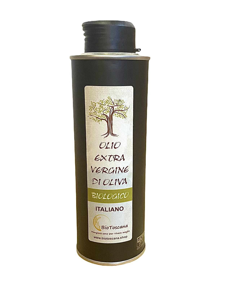 Olio Biologico Toscano 0.25 lt